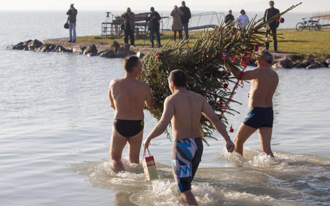 Szilveszteri Regatta és Újévi Csobbanás a Balatonnál
