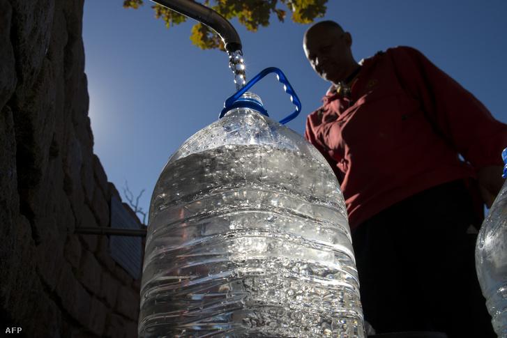Szárazság miatt korlátozzák a vízhasználatot Fokvárosban