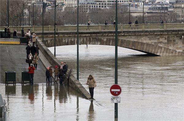 A globális felmelegedés miatt jelentősen nő az árvizek kockázata Közép- és Nyugat-Európában
