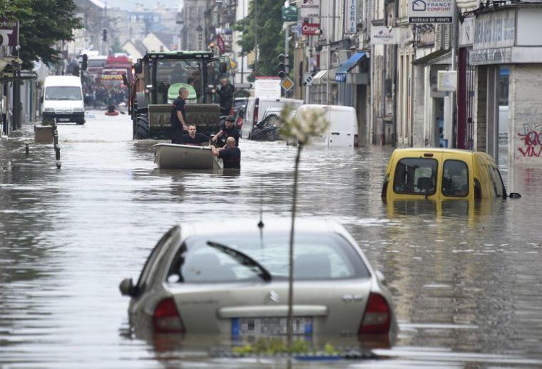 Az eddig véltnél még szélsőségesebb lesz az időjárás az európai városokban