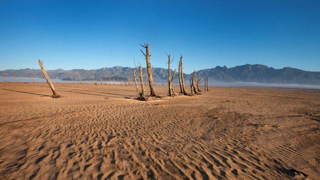 Katasztrófa sújtotta területté nyilvánította a kormányzat Dél-Afrikát a szárazság miatt