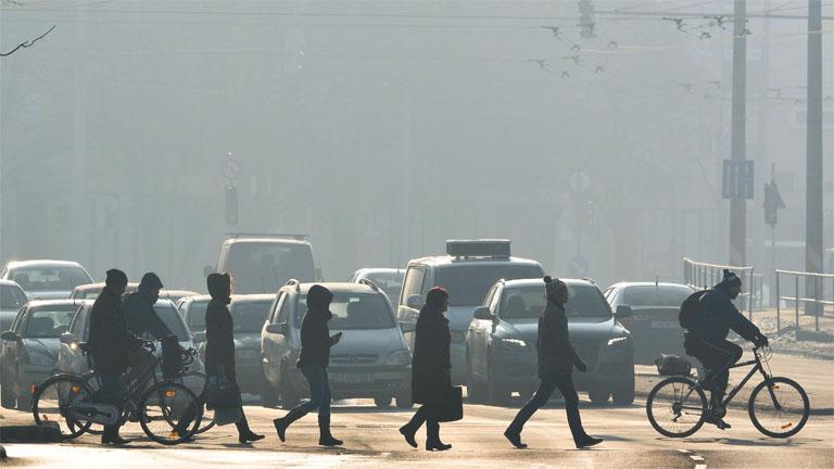 WHO: hétmillióan halnak meg évente a légszennyezettség miatt