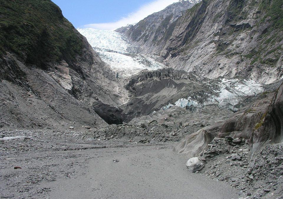 Lassan elolvadnak Új-Zéland gleccserei