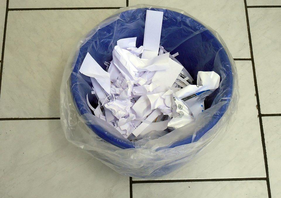 Évi 95 kiló papírhulladékot termel egy magyar