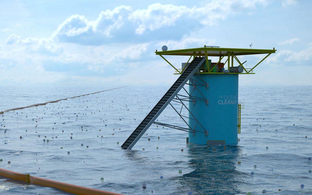 Három hónap után leállt a csendes-óceáni szemétszedés