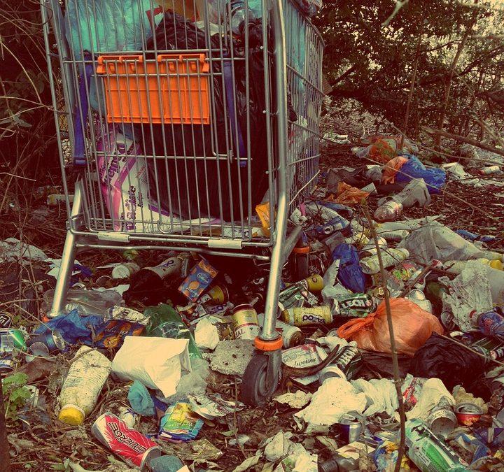 Az EU-ban évente mintegy 500 kilogramm háztartási hulladék keletkezik személyenként